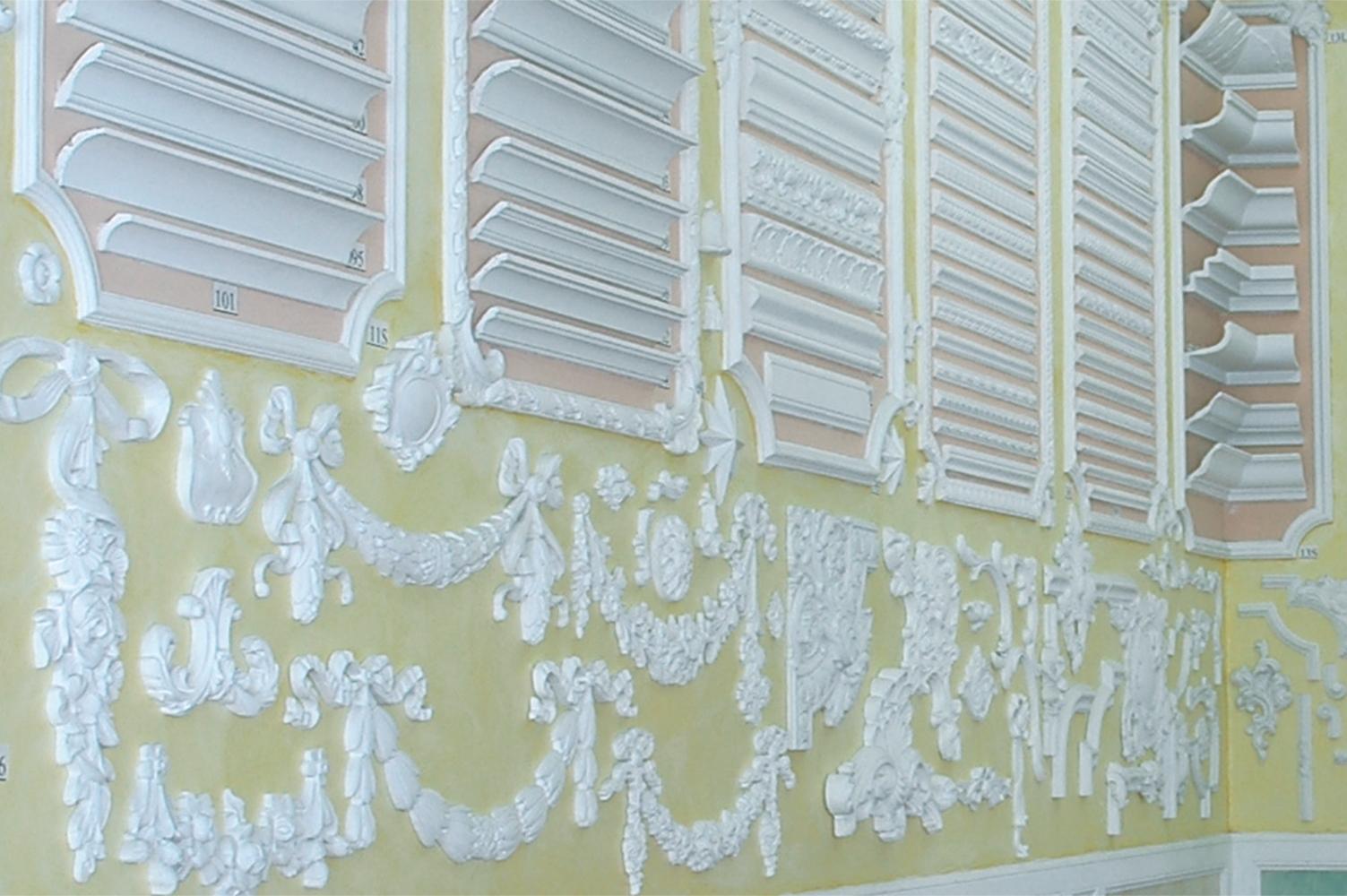 Ribichini stucchi produzione stucchi decorativi a roma - Stucchi decorativi prezzi ...