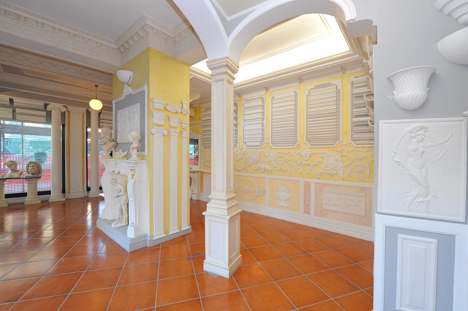 Ribichini Stucchi  Produzione stucchi decorativi a Roma